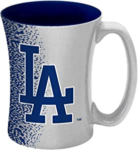 MLB Los Angeles Dodgers Mocha Mug, 14-ounce