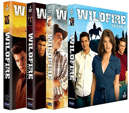 Wildfire - L'intégrale de la série Saisons 1 à 4 - 16 DVD