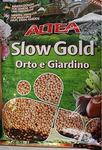 Altea Slow Gold Orto Huerto y Jardín: Amazon.es: Hogar