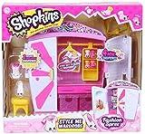 Image of Shopkins Style Me Wardrobe Fashion Playset