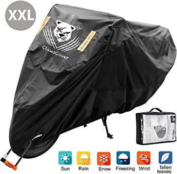 SUPER HEAVY-DUTY BIKE MOTORCYCLE COVER FOR Harley-Davidson Street 500 2018