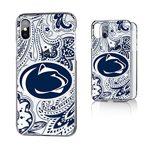 Penn State University iPhone X Clear Case NCAA (Penn State Iphone Case)
