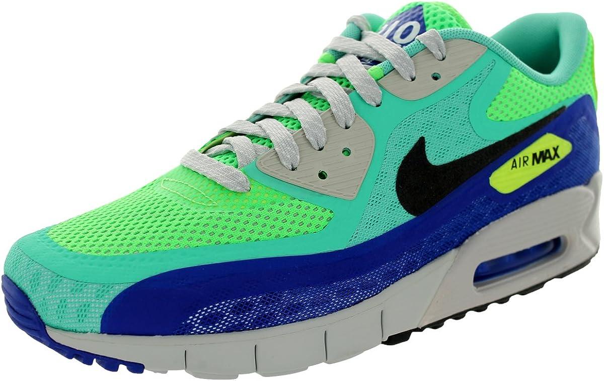 Nike AIR Max 90 City QS Couleur: Bleu Vert Pointure