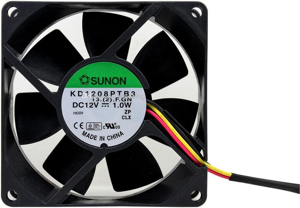Sunon DC12V Cooling Fan /& Shroud KD1208PTB3