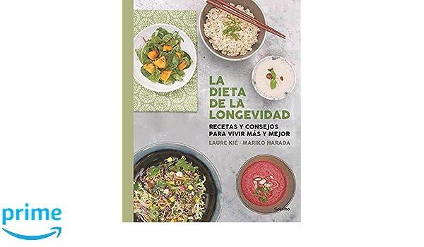 La dieta de la longevidad / The Longevity Diet (Spanish Edition): Laure Kie, Mariko Harada: 9788416220670: Amazon.com: Books