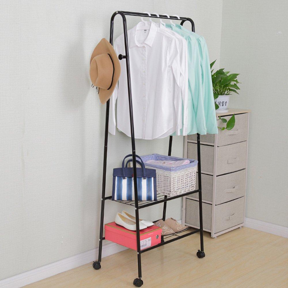 Amazon.com: Xiaolin - Perchero de hierro para ropa de ...
