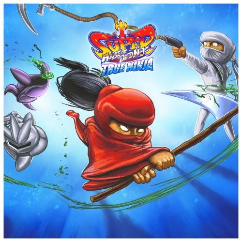 Amazon.com: Super House of Dead Ninjas: True Ninja Pack ...