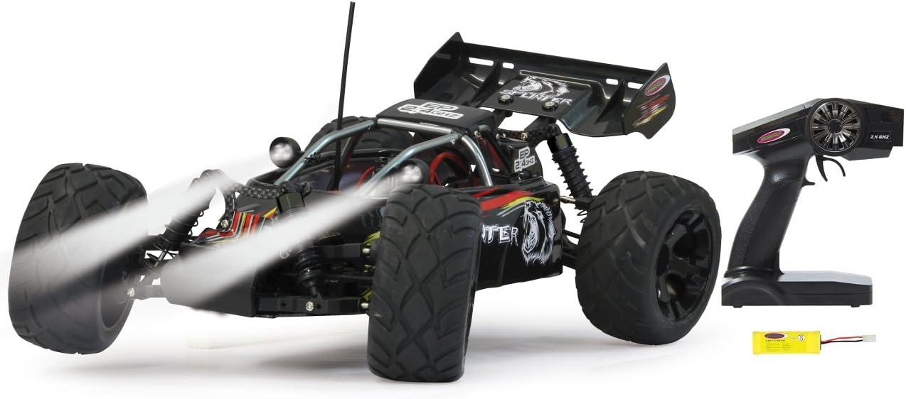 Jamara- Splinter Desertbuggy Tortugas Ninja Coche eléctrico (053270)