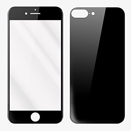 uk availability 94a26 2620b ReVolt Torpedo - Tempered Glass Front & Back Screen Protector for Apple  iPhone 7 Plus - Jet Black