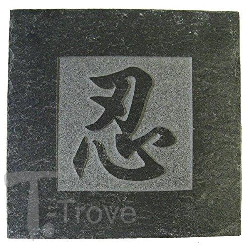 Grey Slate Tile - 8