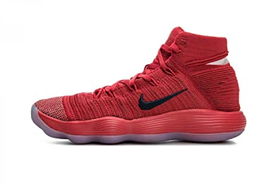 Nike Hyperdunk 2017 Flyknit Basketball Shoes Mens University Red New  917726-600 - 8.5