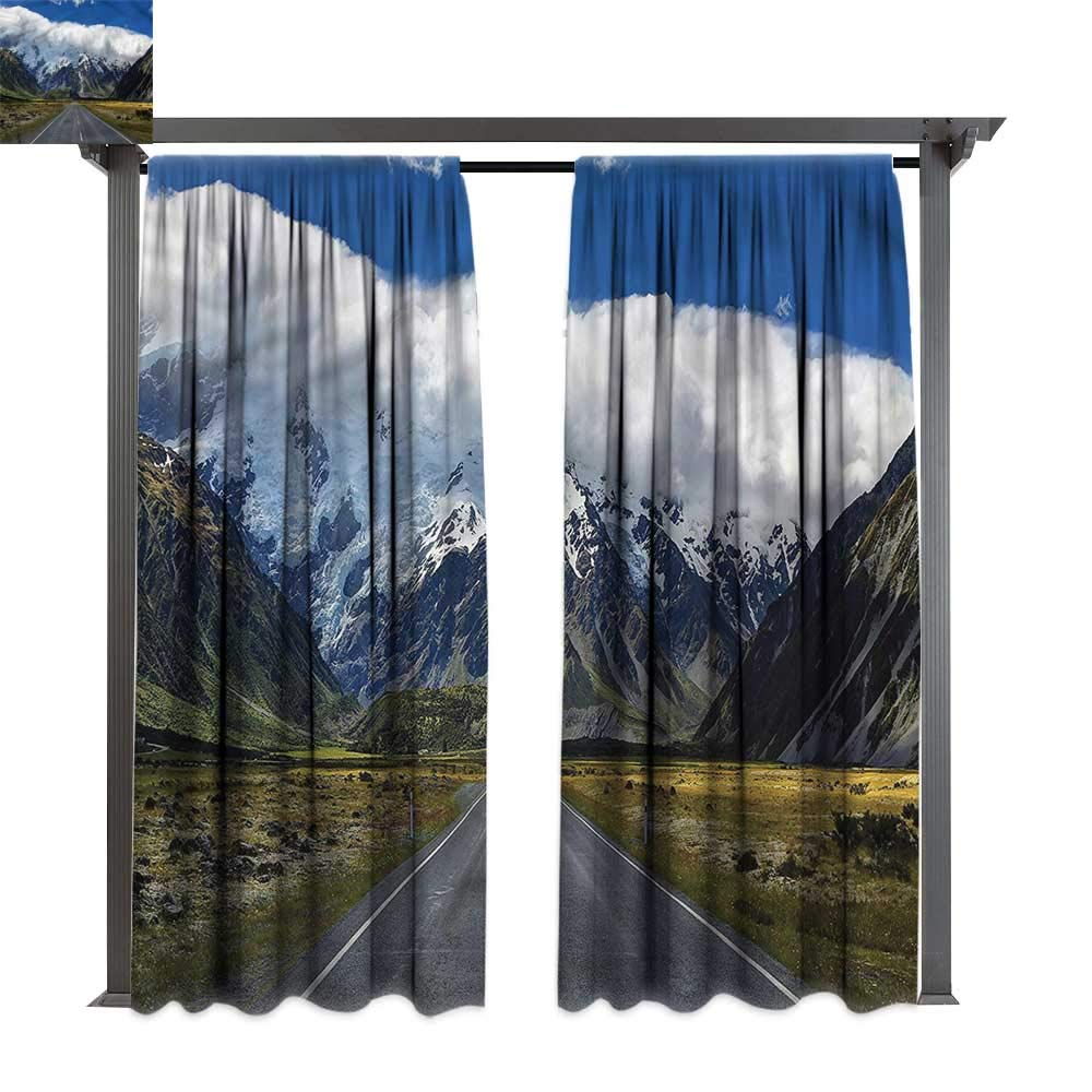 Amazon com : Marilds Mountain Darkening Curtains South West Natural