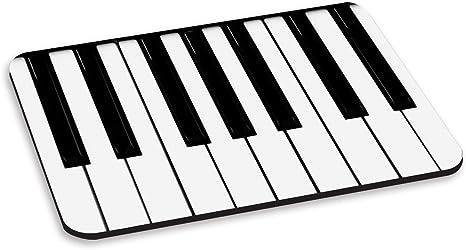 Teclado de Piano Teclado PC Ordenador Alfombrilla para Ratón