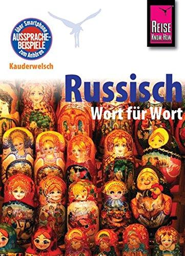 Kauderwelsch Russisch Wort Für Wort