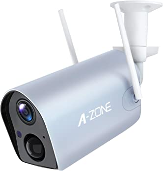 A-Zone 1080p HD Outdoor Security Camera
