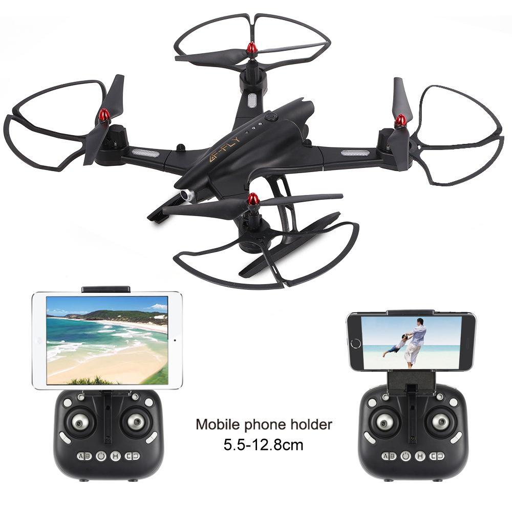 MEILI MEILI MEILI 69508 2.0MP Weitwinkelkamera WiFi FPV Faltbare RC Drohne 2.4G 4CH 6-Achsen-Gyro G-Sensor Selfie Drohne RTF Quadcopter ce63c1
