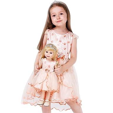 Alice Dressy Alice Dressy Mädchen Kleid Prinzessin Blumen Mädchen ...