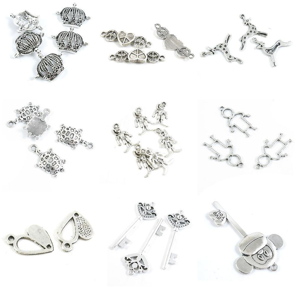 Amazon.com: 30 piezas de joyería para hacer abalorios Monkey ...