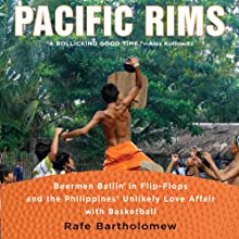 Pacific Rims Audiobook by Rafe Bartholomew Narrated by Scott Aiello