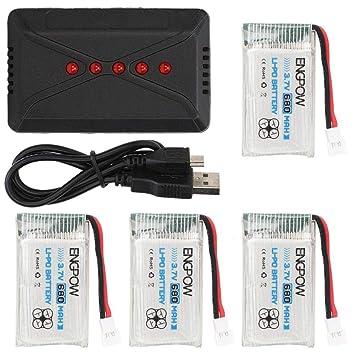 Amazon.com: VGEBY1 RC Lipo batería, batería Lipo con ...