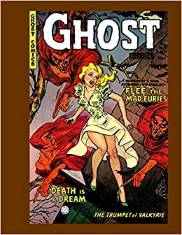 Ghost Comics 4: 1952 Horror Comic