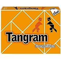 Diset- Tangram Competition Juego de Mesa, Multicolor (76504)