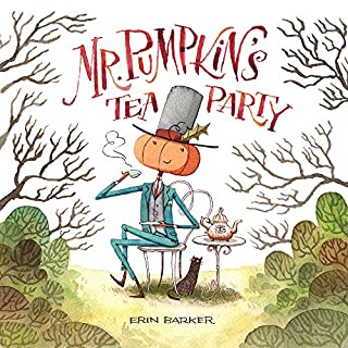 Book Cover: Mr. Pumpkin's Tea Party