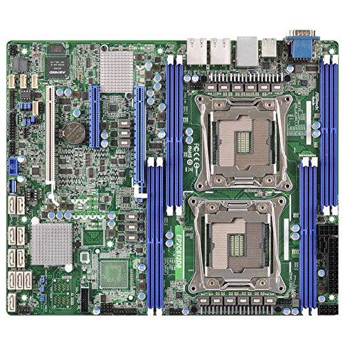 ASROCK RACK Motherboard ATX DDR4 Motherboards EP2C612D8