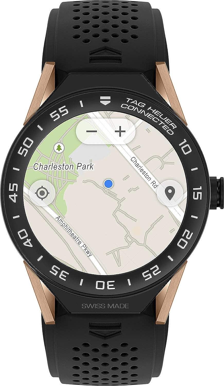 TAG Heuer Conectado Modular Hombres del Reloj sbf8a8013.32ft6076