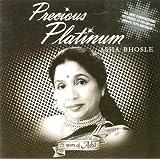 Asha Bhosle:precious Platinum