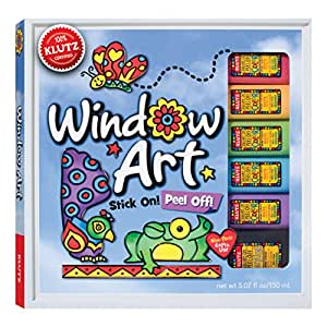 Window Art Activity Kit by Klutz