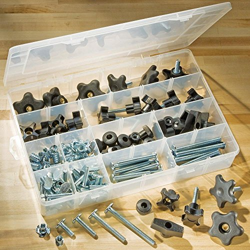 - 129-pc Jig Hardware Kit 5/16