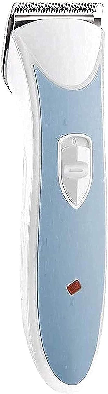 Cortapelos Nueva afeitadora eléctrica eléctrica inalámbrica de bajo nivel de ruido USB Recargable y pantalla LED Cortadora doméstica Corte de pelo para hombres Niños Uso diario (Color: A) -BBA (Color: