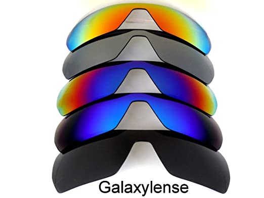 21326ab62d Galaxy Replacement Lenses For Oakley Antix Polarized Black Blue Green Grey Red   Amazon.co.uk  Clothing