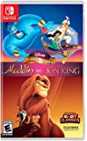 Nighthawk Interactive Disney Classic Games: Aladdin and The Lion King - Nintendo Switch