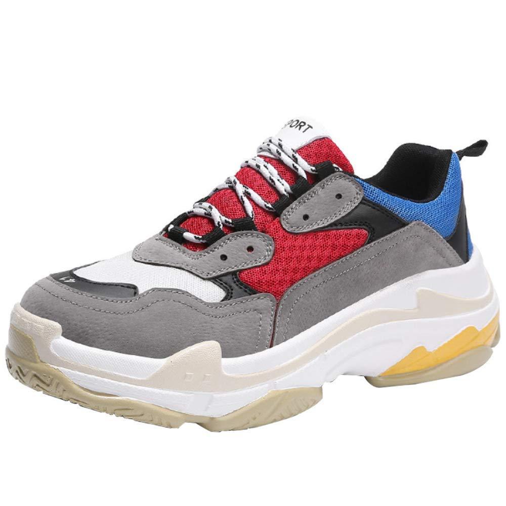 HhGold Paare Vatis Beschuht Frühlings-Sommer-Sport-Schuhe Retro Turnschuhe (Farbe (Farbe (Farbe   Schwarz, Größe   42EU) B07K7FCZJR  b7dce7
