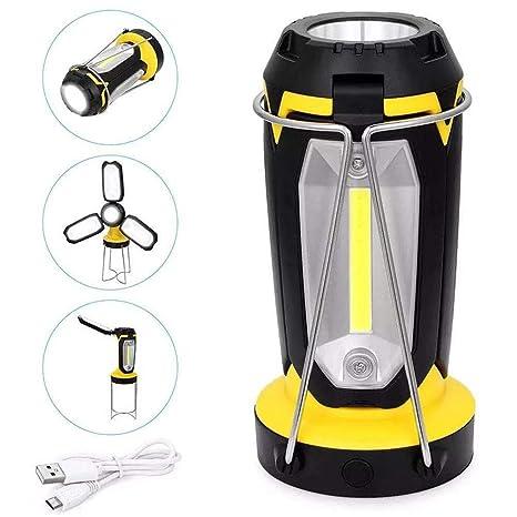 Amazon com: Camping light Portable LED, USB Charging