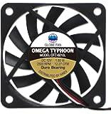 AINEX OMEGA TYPHOON 薄型・究極静音タイプ [ 60mm角 ] CFZ-6010LA