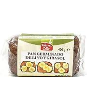 Pan especial a base de trigo germinado con semillas de lino y de girasol - La