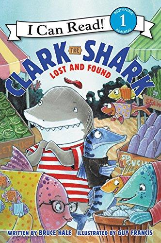 i can read clark the shark - 1