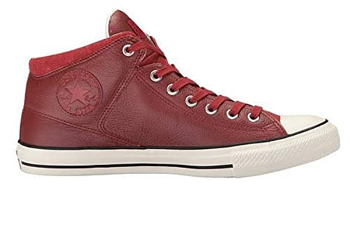 Converse Mens Chuck Taylor All Star High Street Hi Leather Trainers   Amazon.ca  Shoes   Handbags 9d22f4726