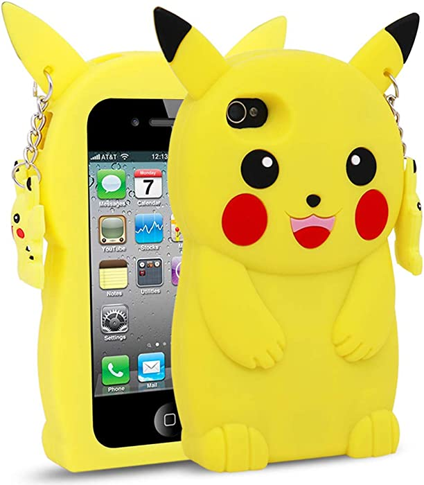 Top 10 Food Phone Case Iphone 4S Fries 3D Bff