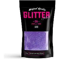 TWISTED ENVY Purple Neon Ultra Fine Glitter 100g / 3.5oz Premium Glitter