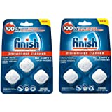 Finish in-Wash Dishwasher Cleaner: Clean Hidden Grease & Grime, 3ct (2-Pack (3ct))