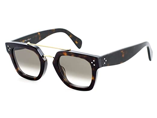 c6f1133641eba Image Unavailable. Image not available for. Color  Celine Sunglasses 41077 S  0086