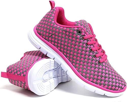 Femmes Basket Course Air Tech Absorbeur De Choc Fitness Gym Chaussures Sport Taille 4 8