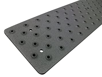 Non Slip Non Skid Aluminum Stair Tread (For Concrete Applications) With Pin