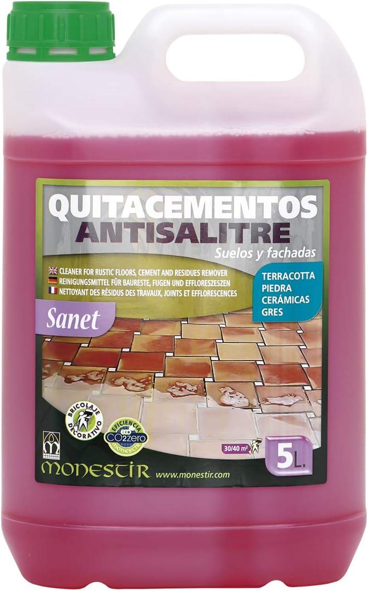 SANET QUITACEMENTOS ANTISALITRE 5L MONESTIR