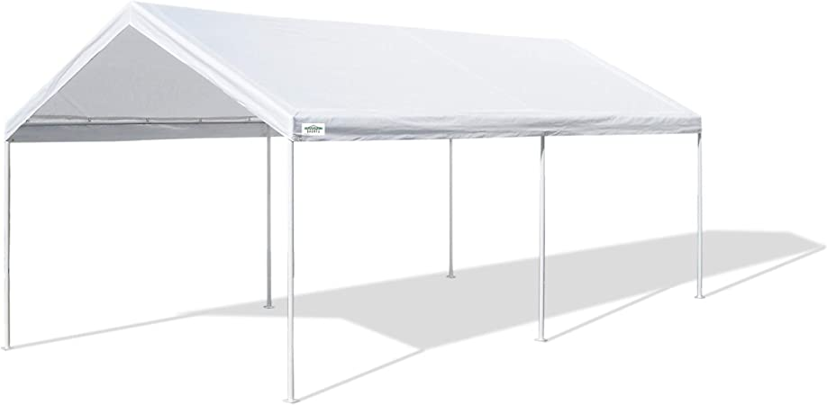 Car Dealer Supplies Caravan Canopy Frame not included