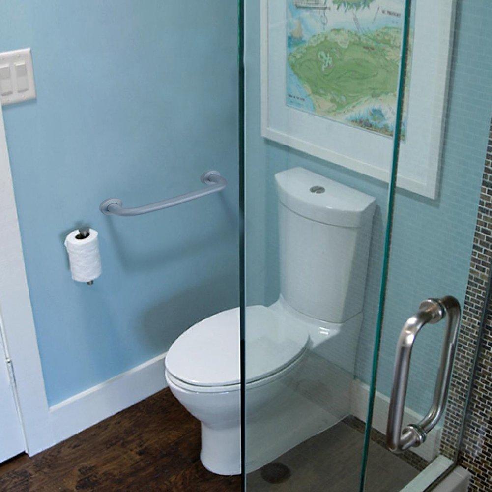 Amazon.com: Bath Grab Bars FYHAP Space Aluminium Safety Home Shower ...